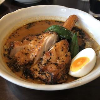 札幌スープカレー専門店エスパーイトウ 八軒総本店