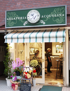GELATERIA ACQUOLINA